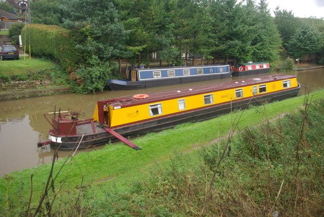 Shropshire Union Canal, Beeston