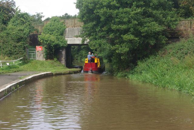 Shropshire Union Canal, Bunbury