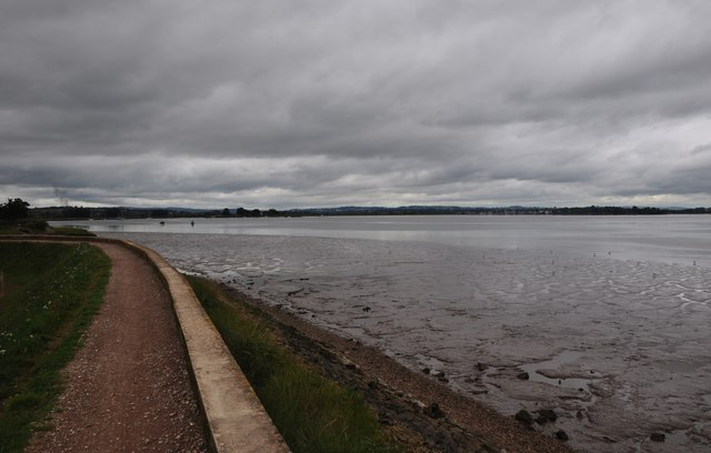 Teignbridge : The Exe Estuary
