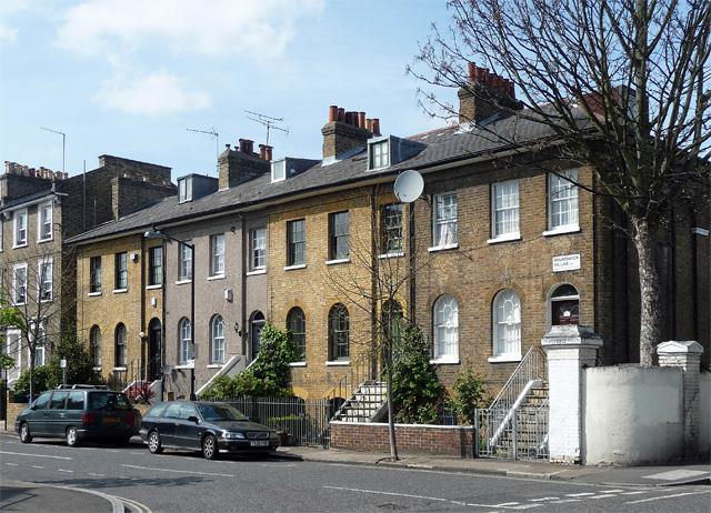 1-4 Brunswick Villas