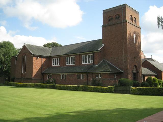 Sutton Coldfield Methodist Church, South Parade