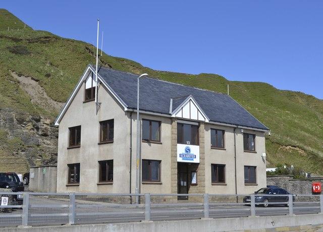 Scrabster Harbour Offices, Scrabster Harbour, Scrabster