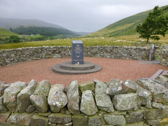 Memorial to Allied Airmen