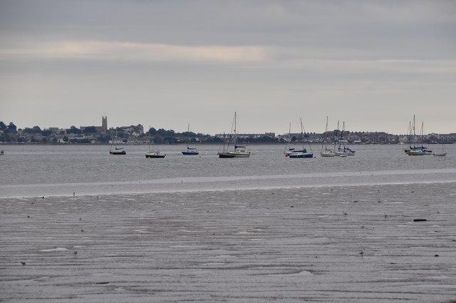 Teignbridge : The Exe Estuary