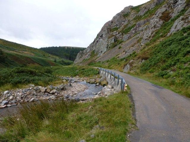 Under Dunsdale Crag