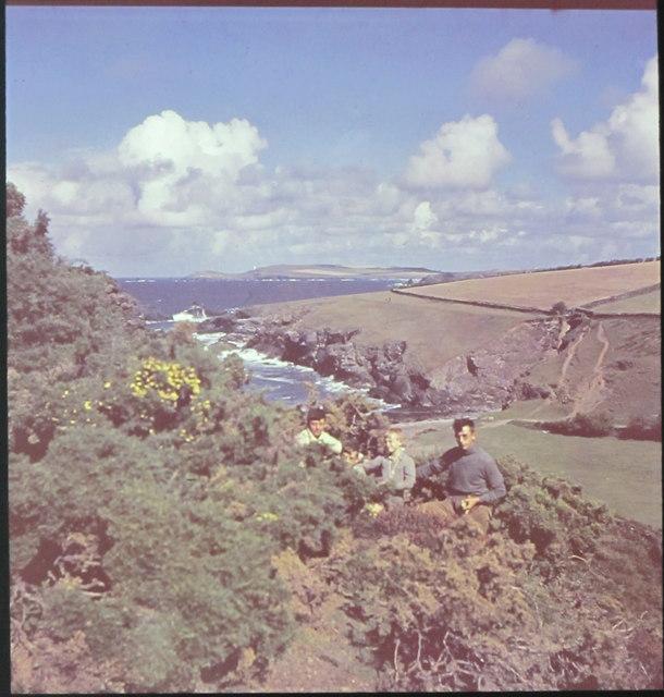 Porth Mear Cornwall,1948