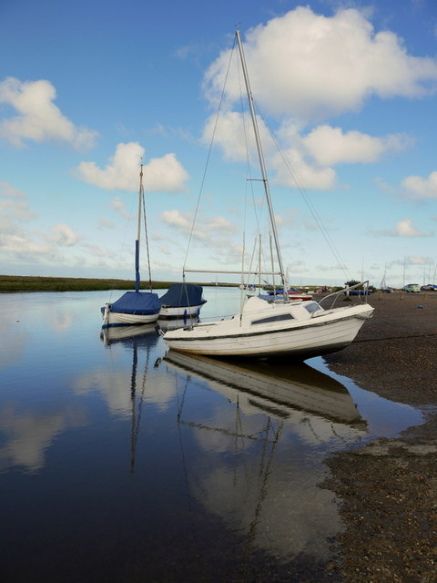 Blakeney High Tide, 1