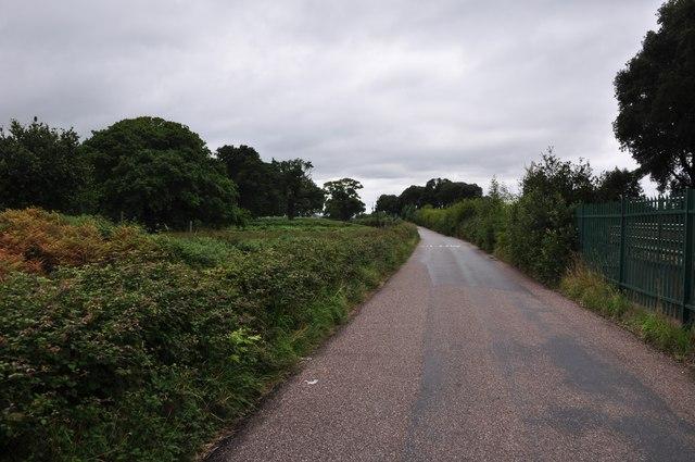 Teihnbridge : Small Lane