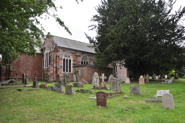 Powderham : St Clement's Church