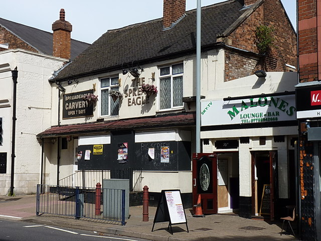 The Spread Eagle, Bilston