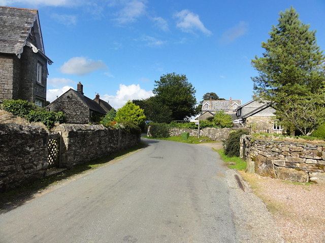 Belstone Village