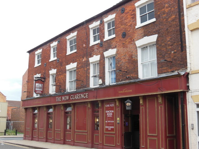 The New Clarence on Clarence Street, Hull