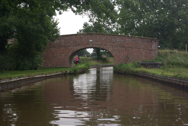 Platt's Bridge, Shropshire Union Canal