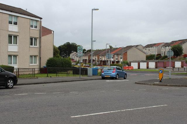 Glenapp Road, Paisley