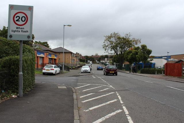 Lochfield Road, Paisley