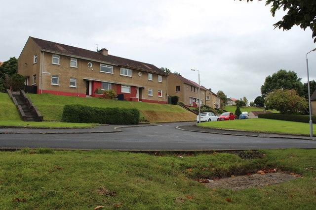 Auldbar Terrace, Paisley