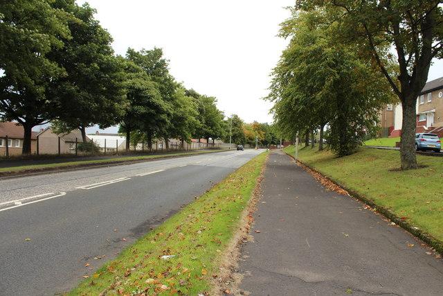 Barrhead Road, Paisley
