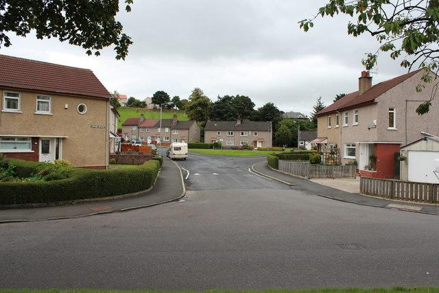 Ladykirk Crescent, Paisley