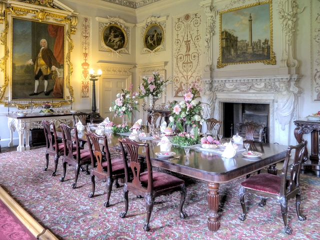 The State Dining Room, Nostell Priory