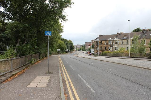 Lonend, Paisley