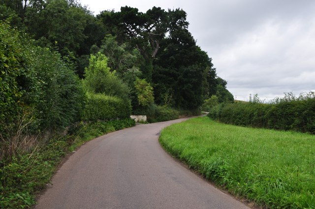 Teignbridge : Country Road