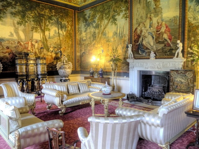 Nostell Priory, The Tapestry Room