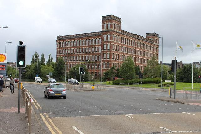 Anchor Mills, Paisley