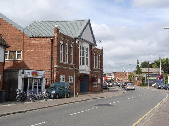New Beeston Conservative Club