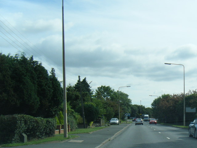 A15 Wragby Road East