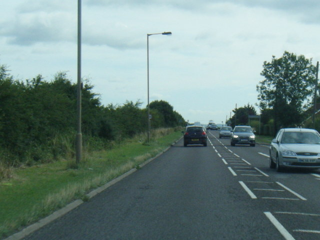 A15 at North Greetwell