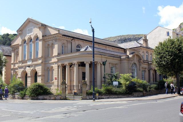 Tabernacle Welsh Baptist Chapel 116 Mostyn Street