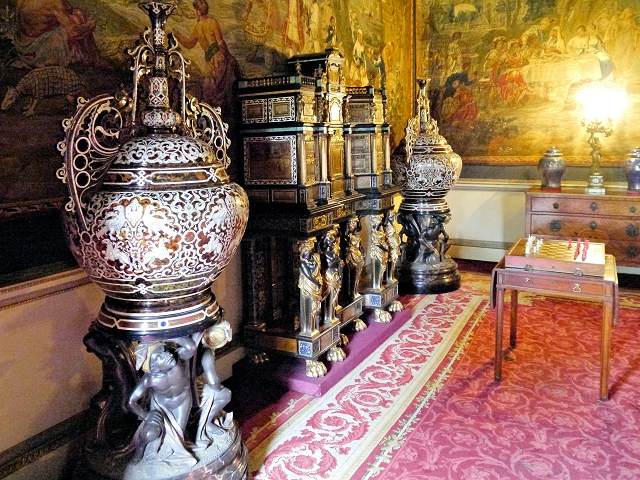 The Tapestry Room at Nostell Priory