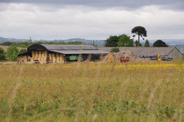 Teignbridge : Exwell Barton