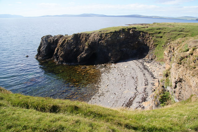 Cove on Howequoy Head