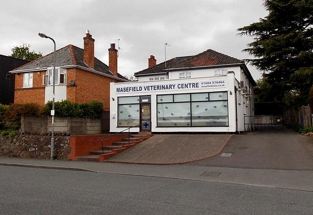 Masefield Veterinary Centre, Barnards Green, Malvern