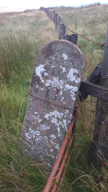 Buckden Parish Boundary Stone