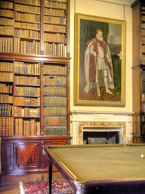 The Billiard Room, Nostell Priory