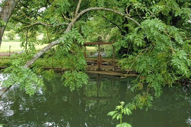 The River Windrush, Burford