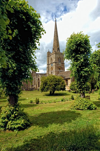 The Church of St John the Baptist, Great Hale