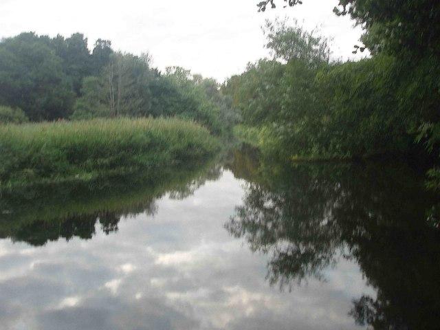River Wensum Drayton Green Lanes