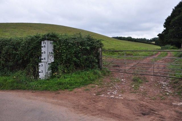 Teignbridge : Ford & Field Entrance