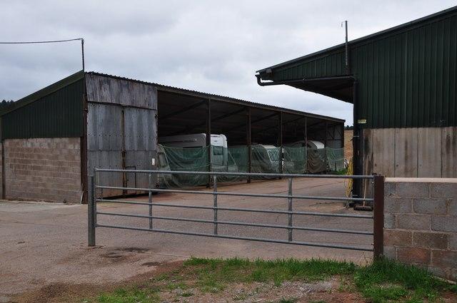 Teignbridge : Crablake Farm