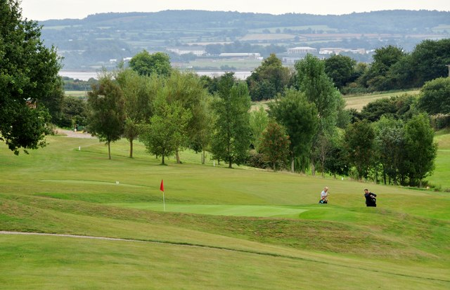 Teignbridge : Exminster Golf Centre