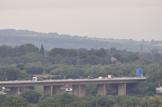 Teignbridge : The M5 Motorway