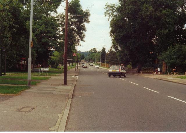 Marsh Lane, Stanmore 1994