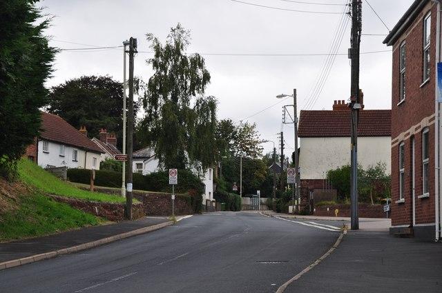 Exminster : Main Road