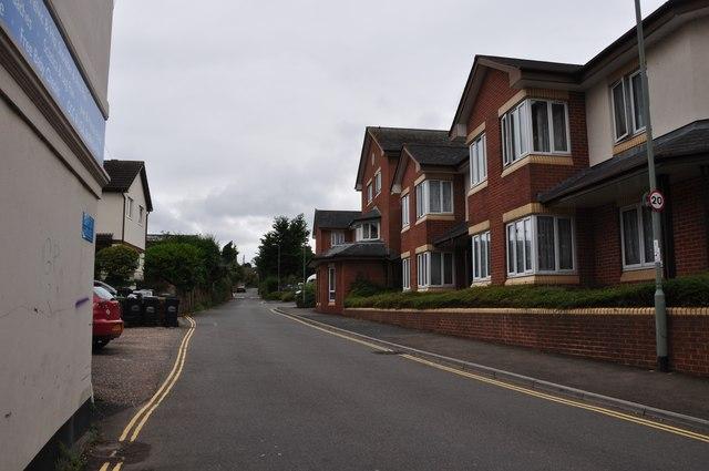 Exminster : Deepway Lane