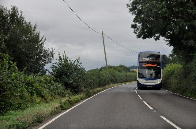 Teignbridge : The A379