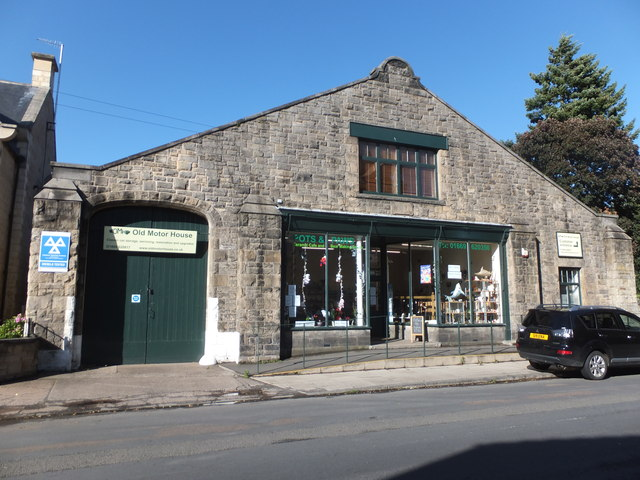 The Old Motor House, Rothbury