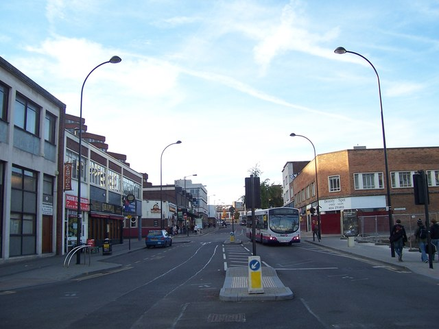 Cumberland Street, November 2007